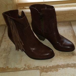 Sam Edelman Louie Fringe Boots